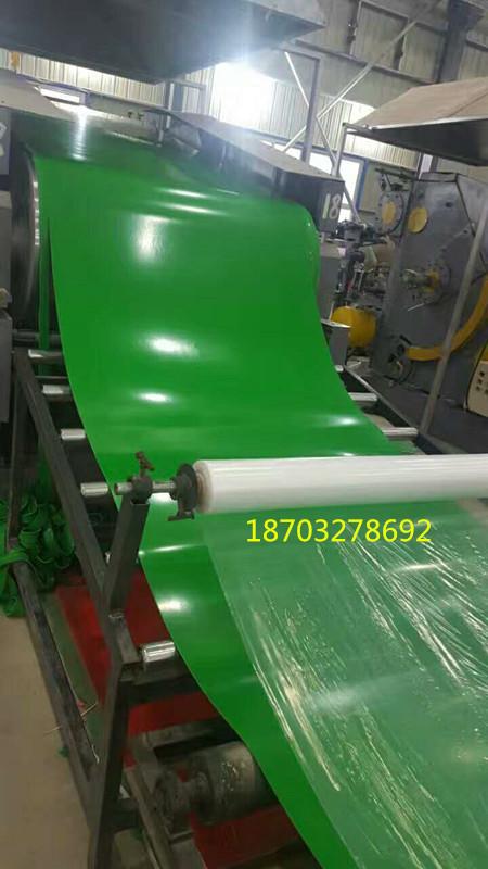绿色橡胶板